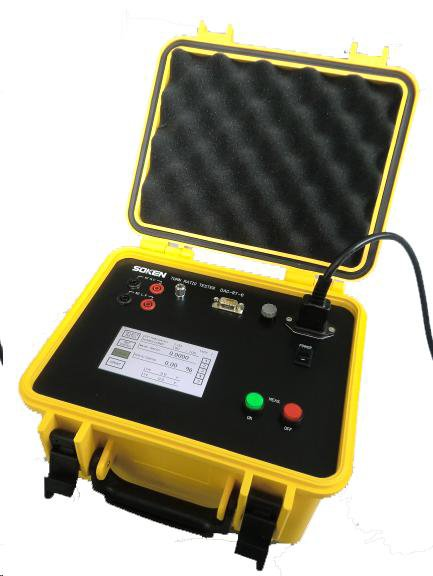 Lastcheck Transformer Tester : Soken electric co ltd products test equipment for